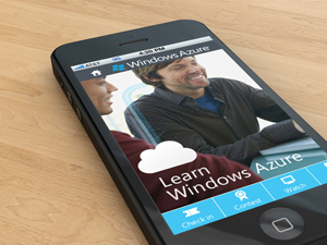 Windows Azure Mobile App
