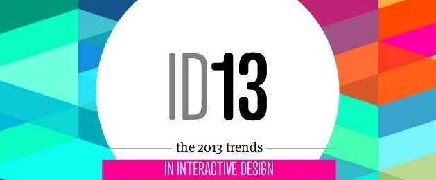 repost:: Trends in interactive design 2013