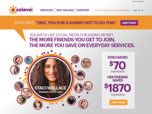Solavei Website